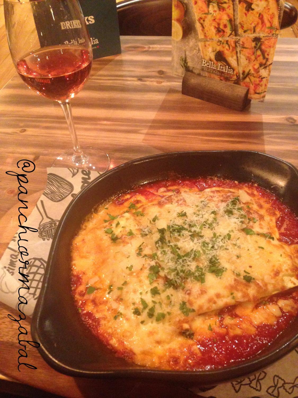 Bella italia Cardiff Gales UK Blog de Viajes