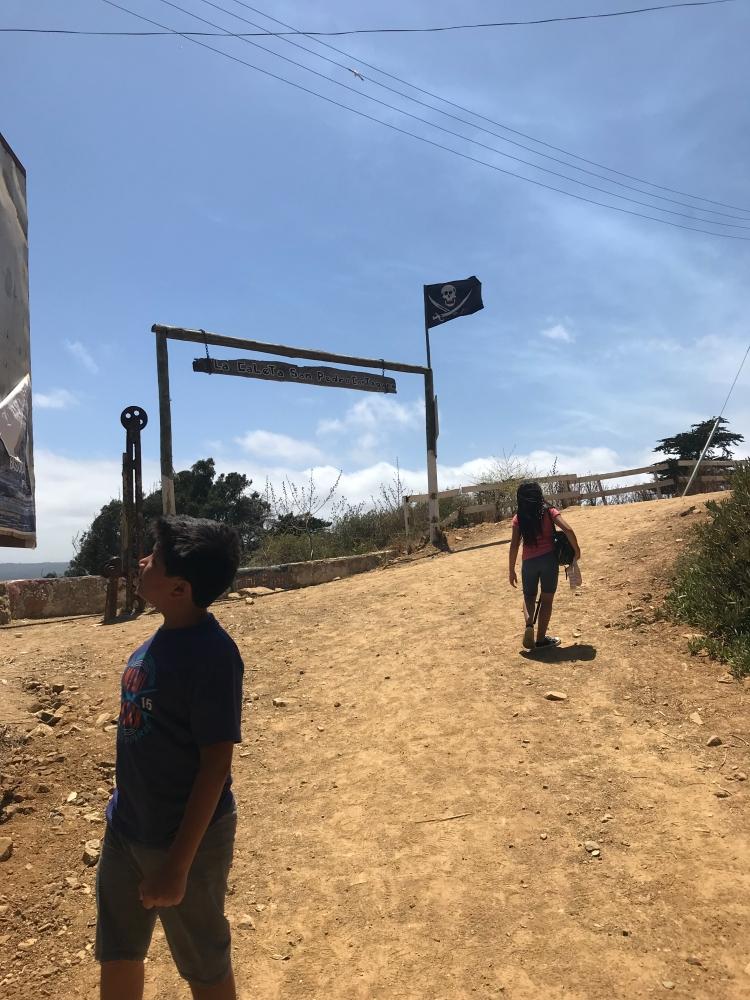 Caleta San Pedro   Mi blog de aventuras   2018
