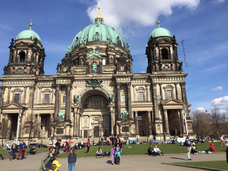 Berliner Dom | Mi blog de aventuras | 2017