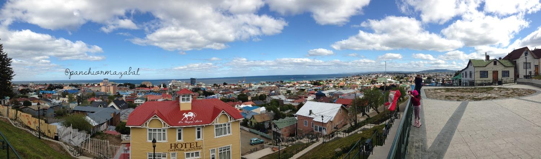 Mirador Cerro La Cruz, Punta Arenas | Mi blog de aventuas | 2016
