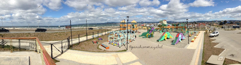 Parque de juegos, Punta Arenas | Mi blog de aventuras | 2016