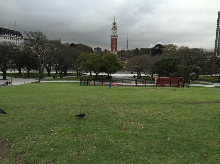 Plaza San Martin, Buenos Aires | Mi blog de aventuras | 2016