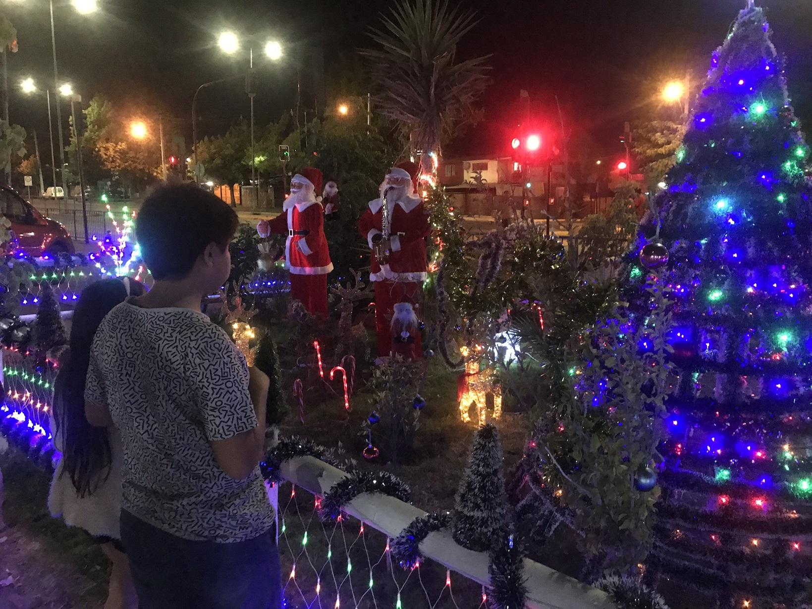 Navidad en Chile | Mi Blog de Aventuras | 2018