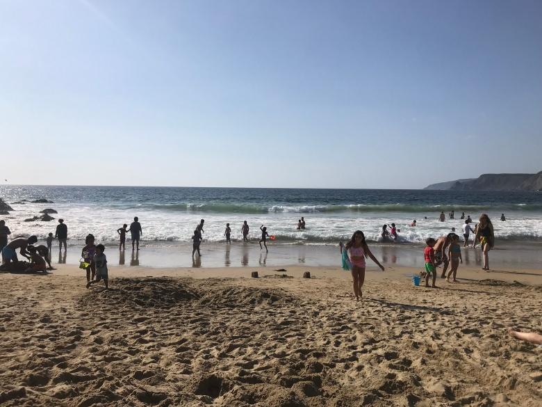 Playa Grande, Quintay | Mi Blog de Aventuras | 2019