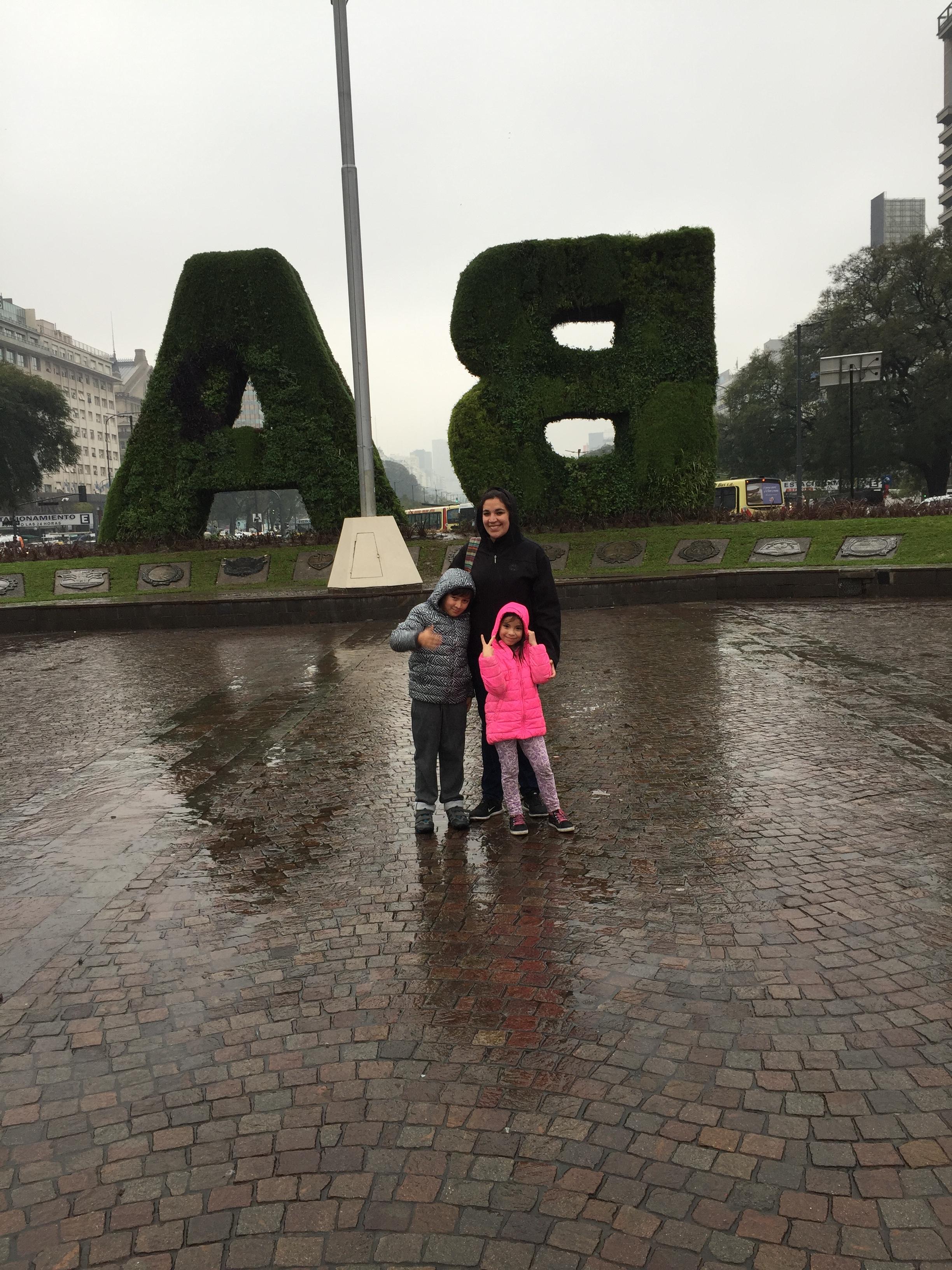 Plaza de la República, Buenos Aires | Mi blog de aventuras | 2016