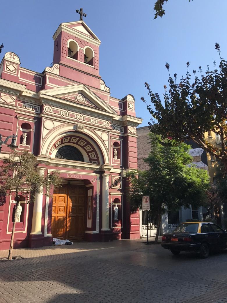 Barrio Lastarria   Mi blog de aventuras   2018