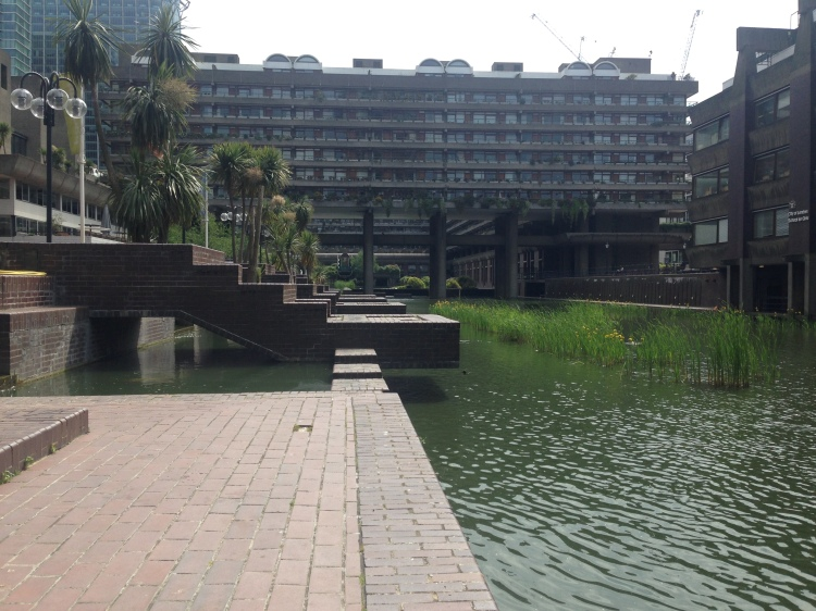 Barbican Center, Londres | Mi blog de aventuras | 2016