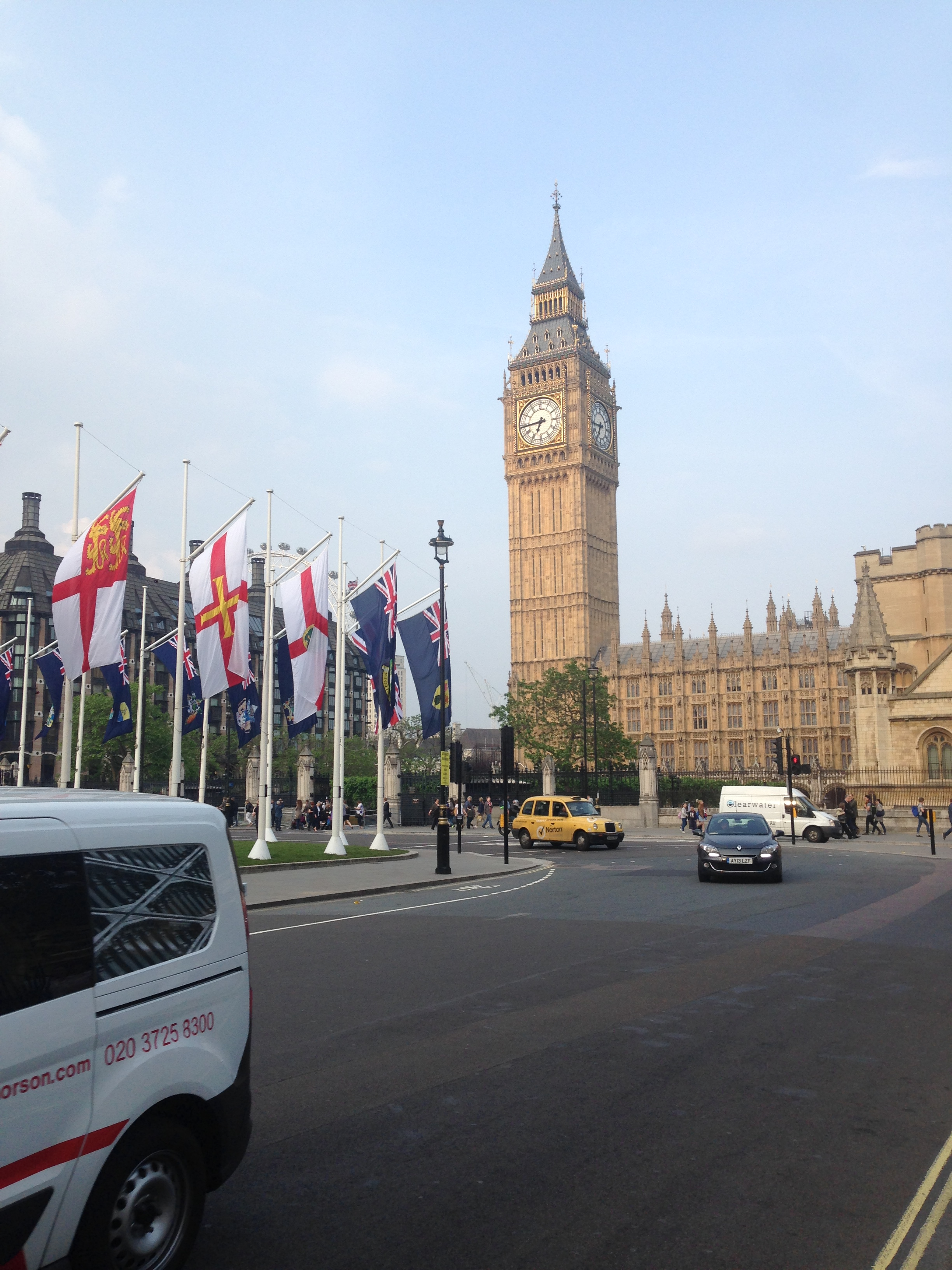Parliament Square, Londres | Mi blog de aventuras | 2016