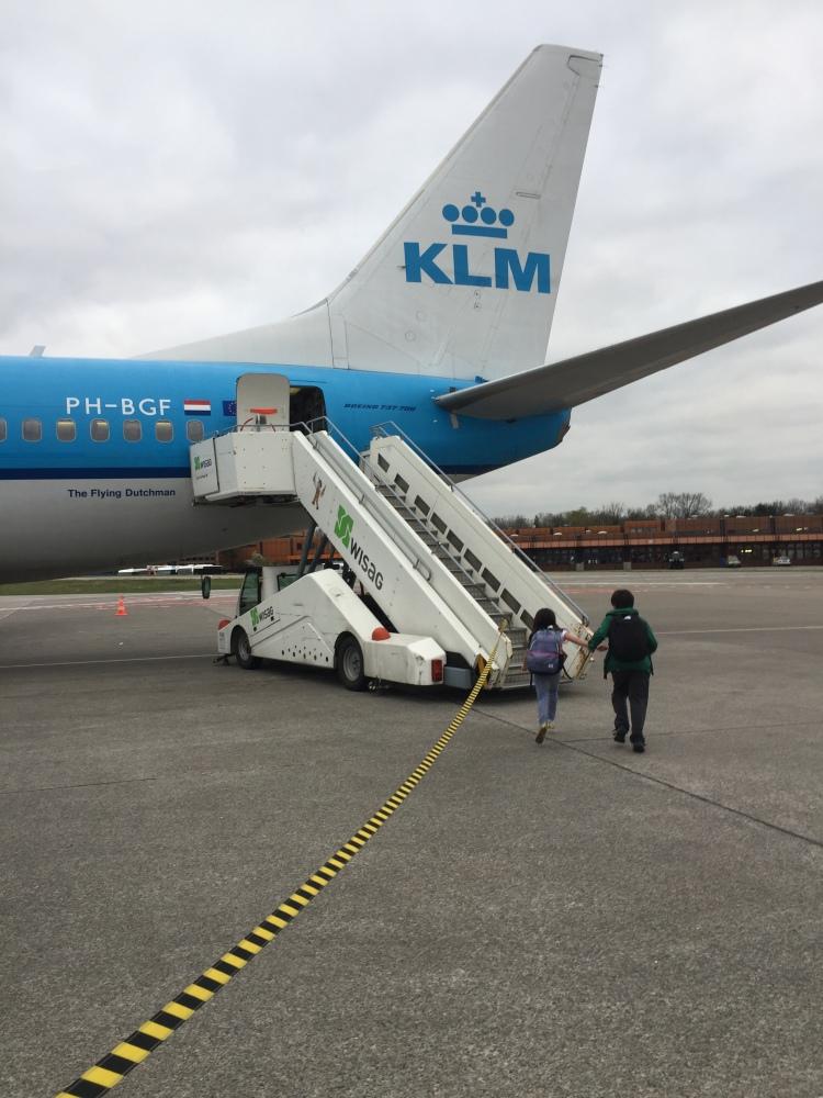 Aeropuerto de Ámsterdam-Schipol | Mi blog de aventuras | 2017