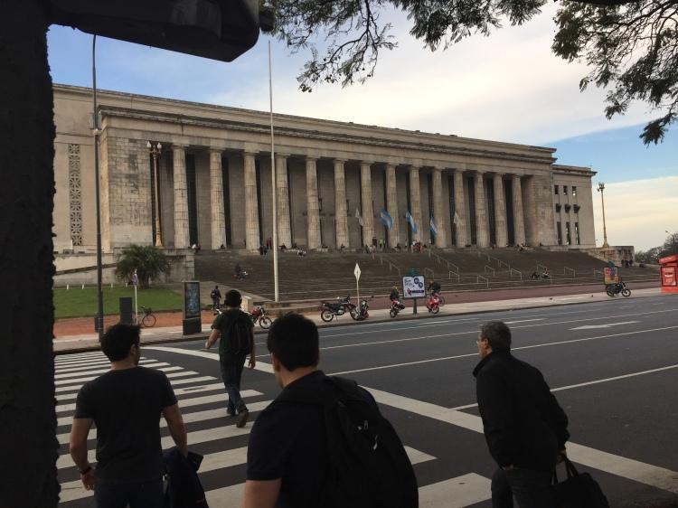 Universidad de Buenos Aires | Mi blog de aventuras | 2016