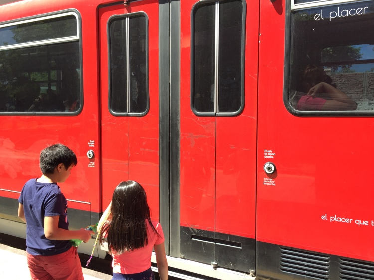 Metro Tranvía Mendoza | Mi blogde aventuras | 2016