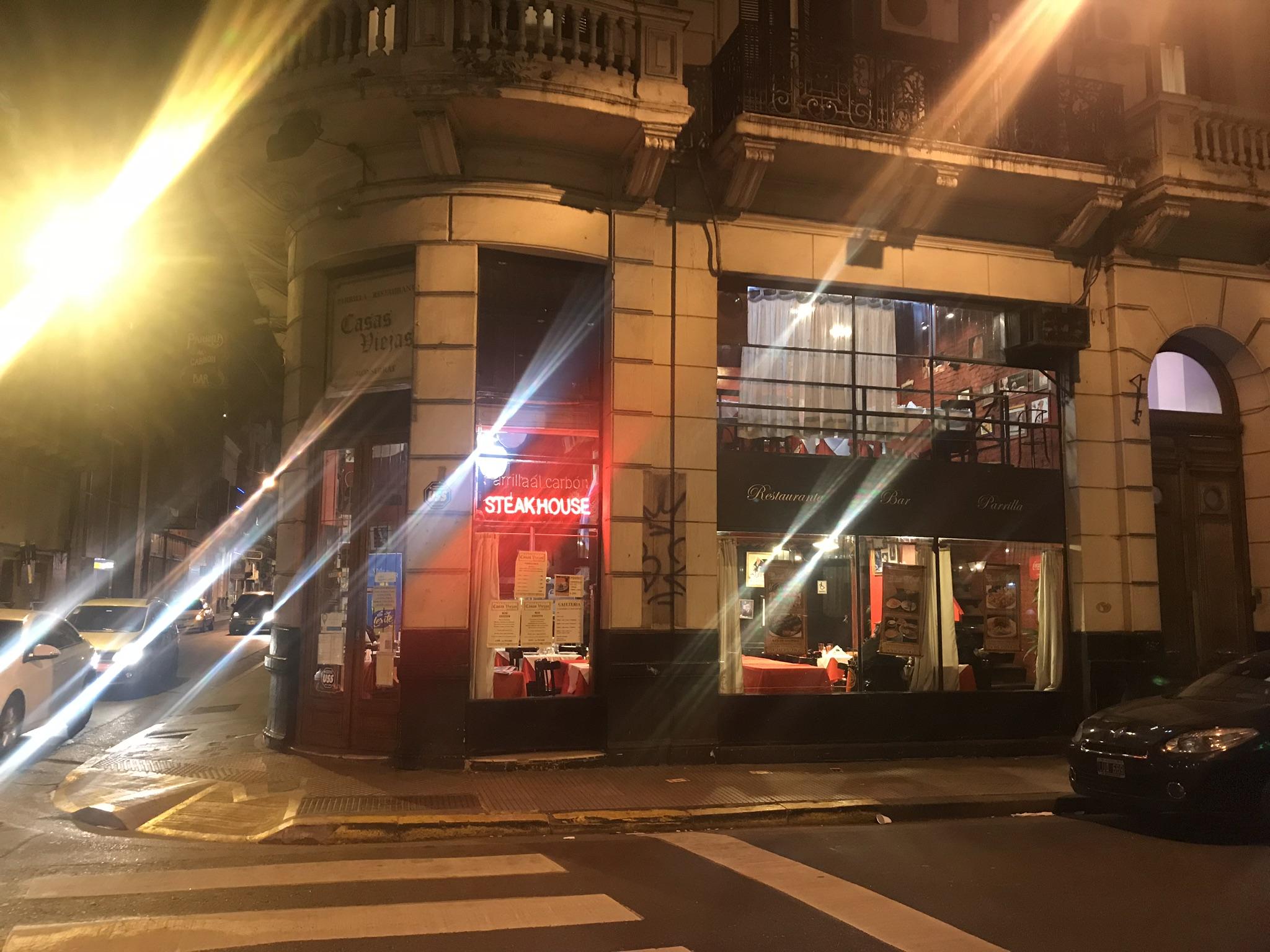 Parrilla Casas Viejas Monserrat, Buenos Aires | Mi Blog de Aventuras | 2018