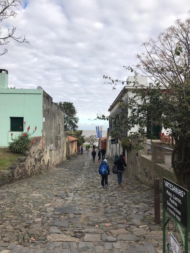 Calle de los Suspiros, Colonia   Mi Blog de Aventuras   2018