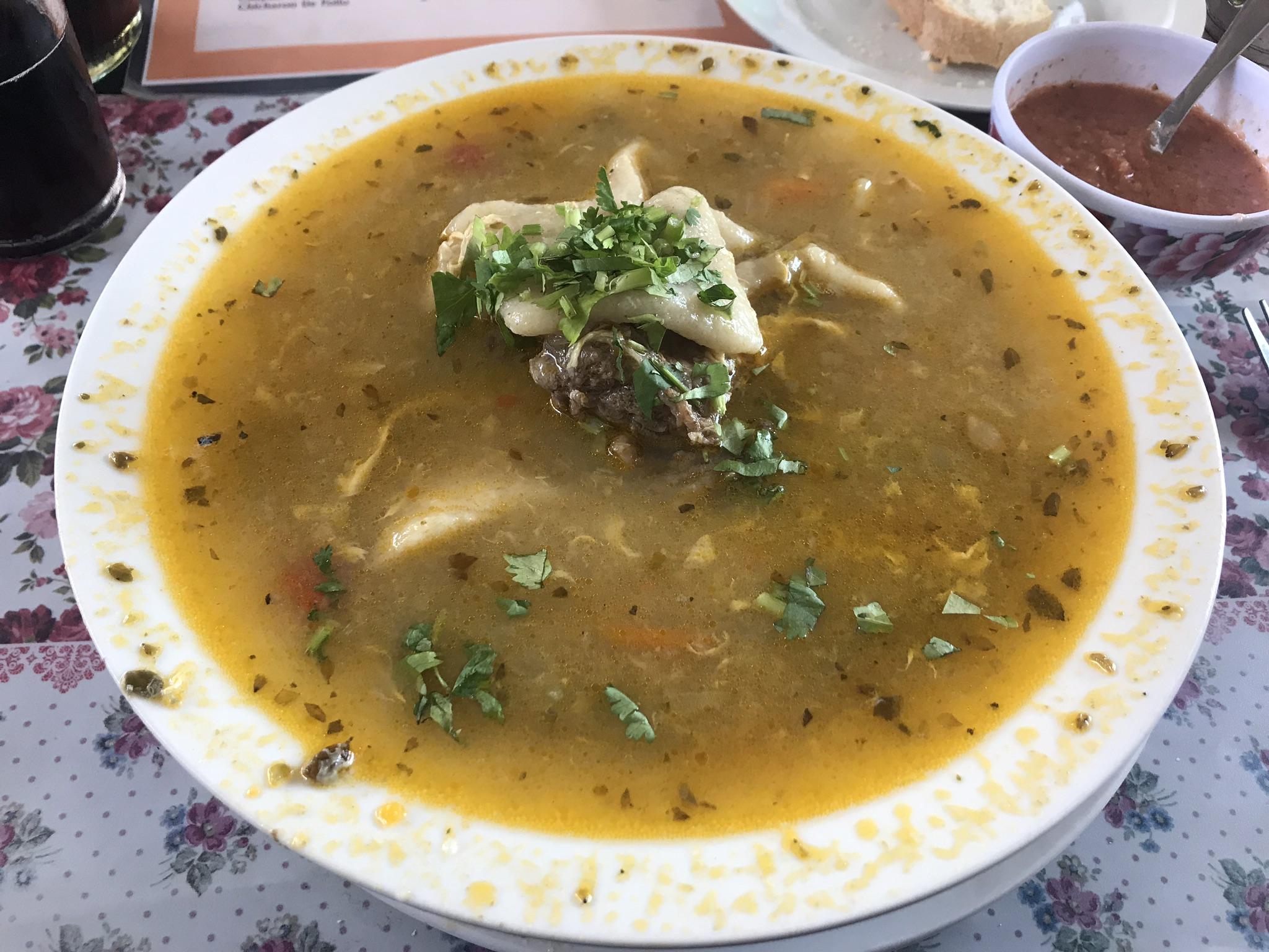 Comida típica chilena | Mi Blog de Aventuras | 2019
