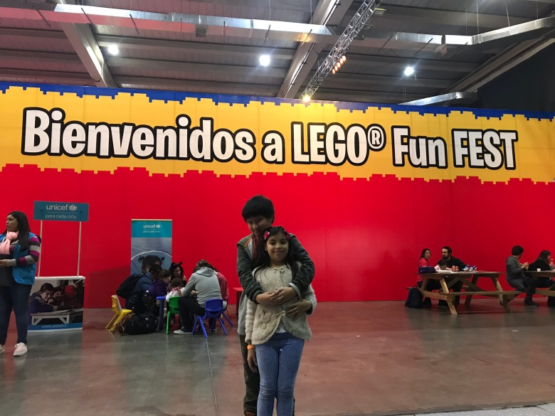 LEGO Fun Fest Chile | Mi Blog de Aventuras | 2018