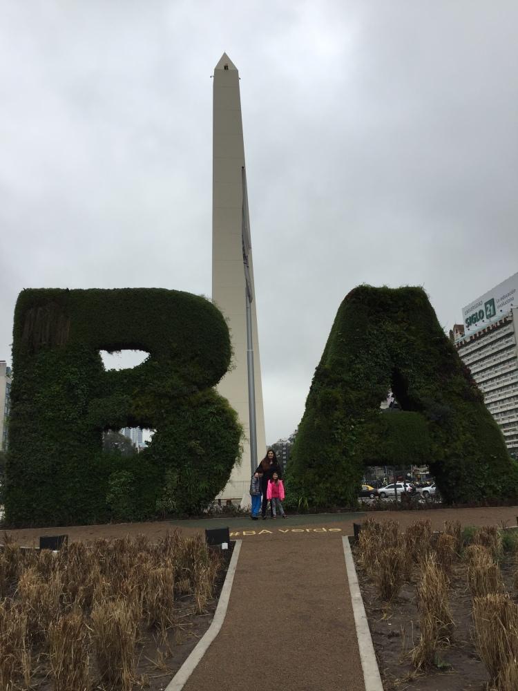 Obelisco, Buenos Aires | Mi blog de aventuras | 2016