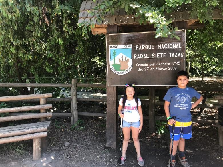 Parque Nacional Radal Siete Tazas   Mi Blog de Aventuras   2018