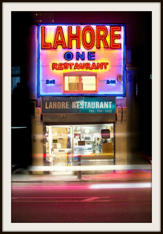 Lahore One Restaurant   Mi blog de aventuras   2018
