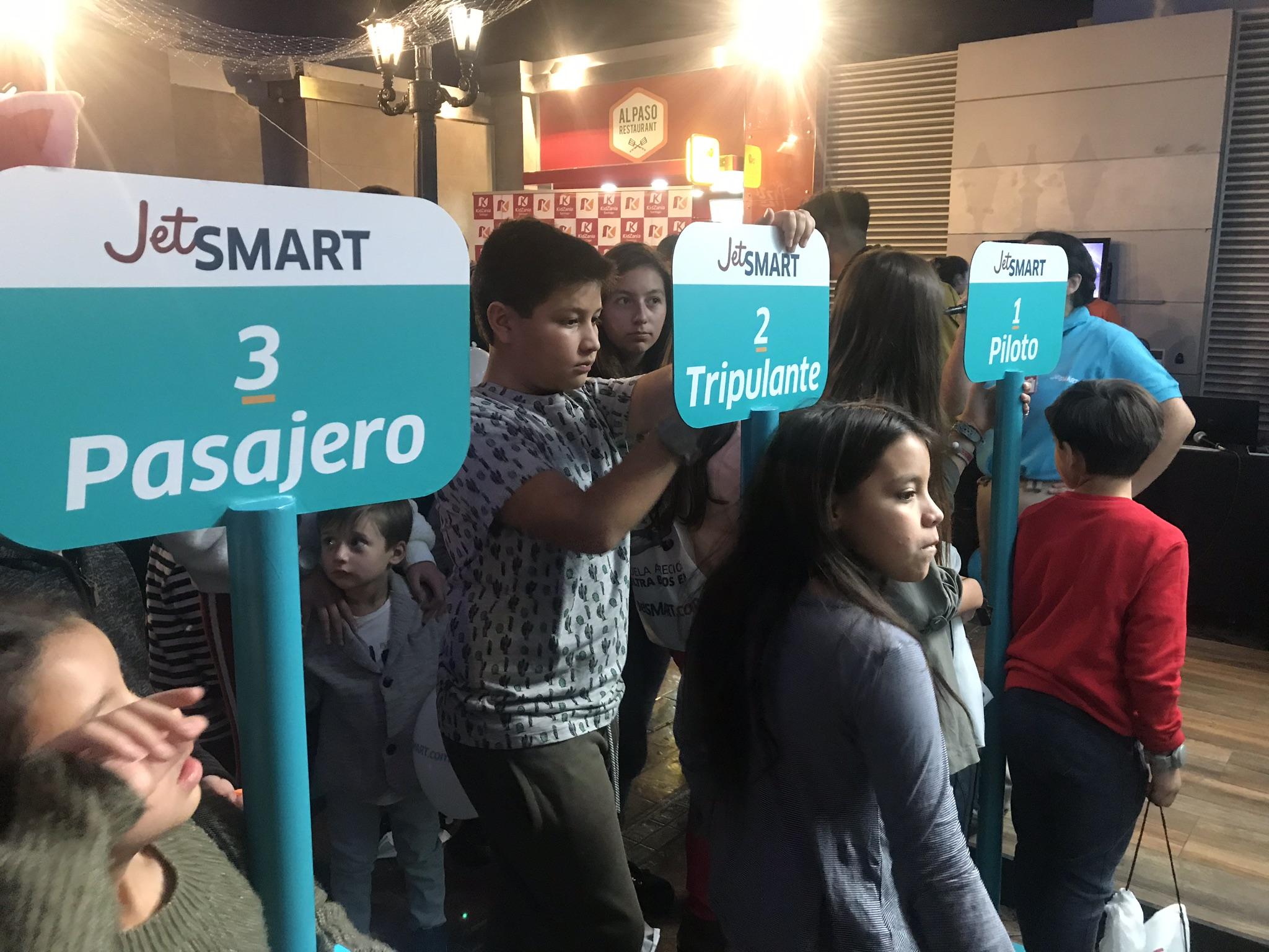 JetSmart llegó a KidZania | Mi Blog de Aventuras | 2019