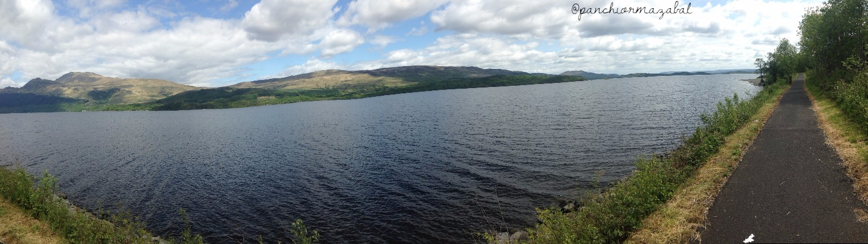Loch Lomond and the Trossachs National Park | Mi blog de aventuras | 2016