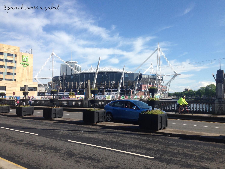 Principality Stadium Cardiff Gales UK Blog de viajes