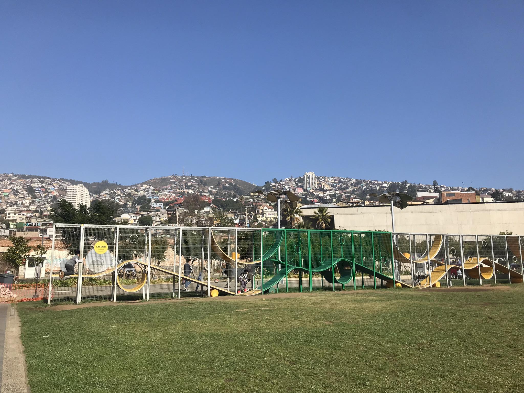Parque Cultural de Valparaíso | Mi Blog de Aventuras | 2018