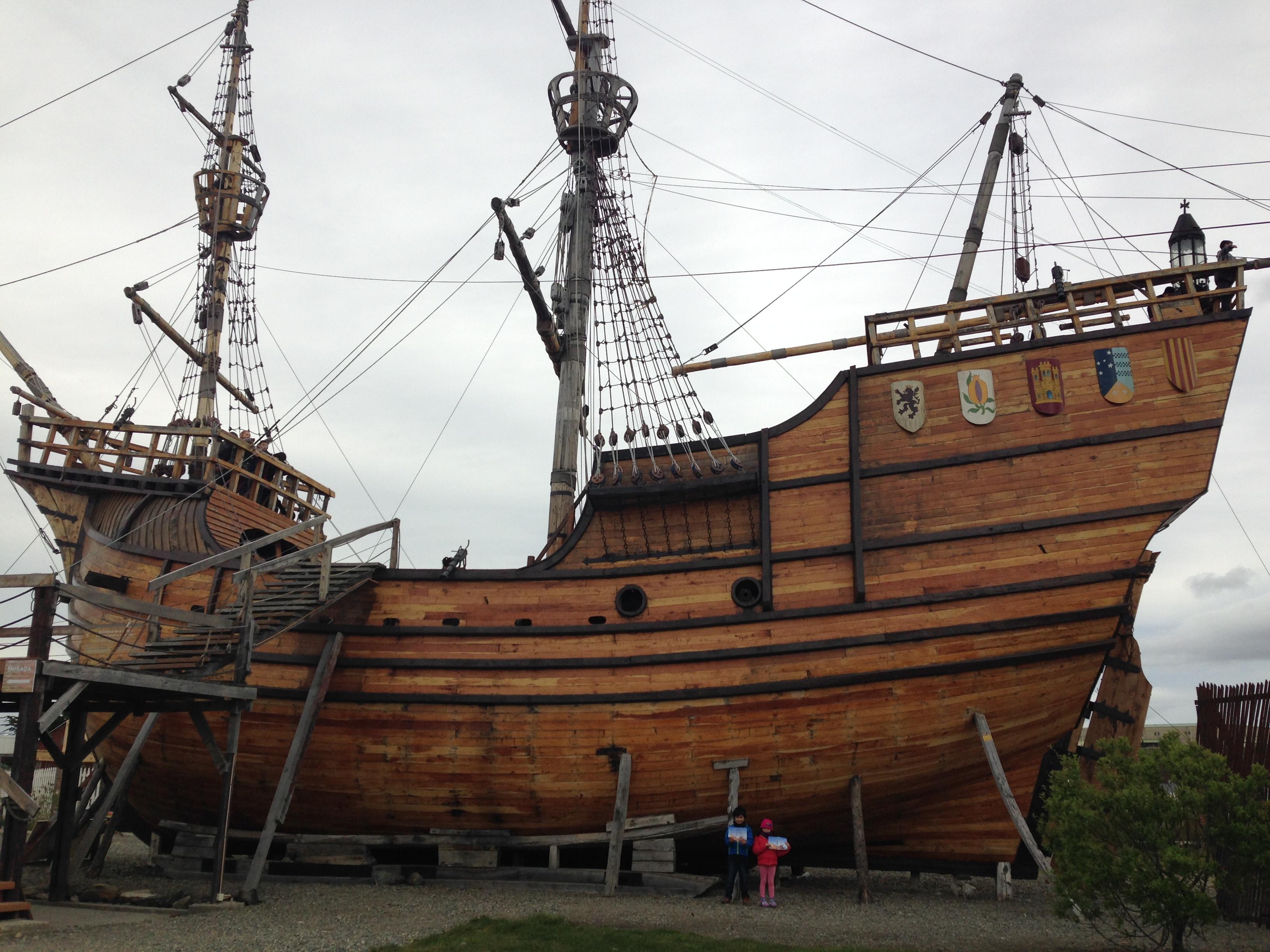 Museo Nao Victoria, Punta Arenas | Mi blog de aventuras | 2016