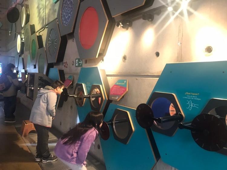 Museo Interactivo Mirador   Panoramas con niños   2018