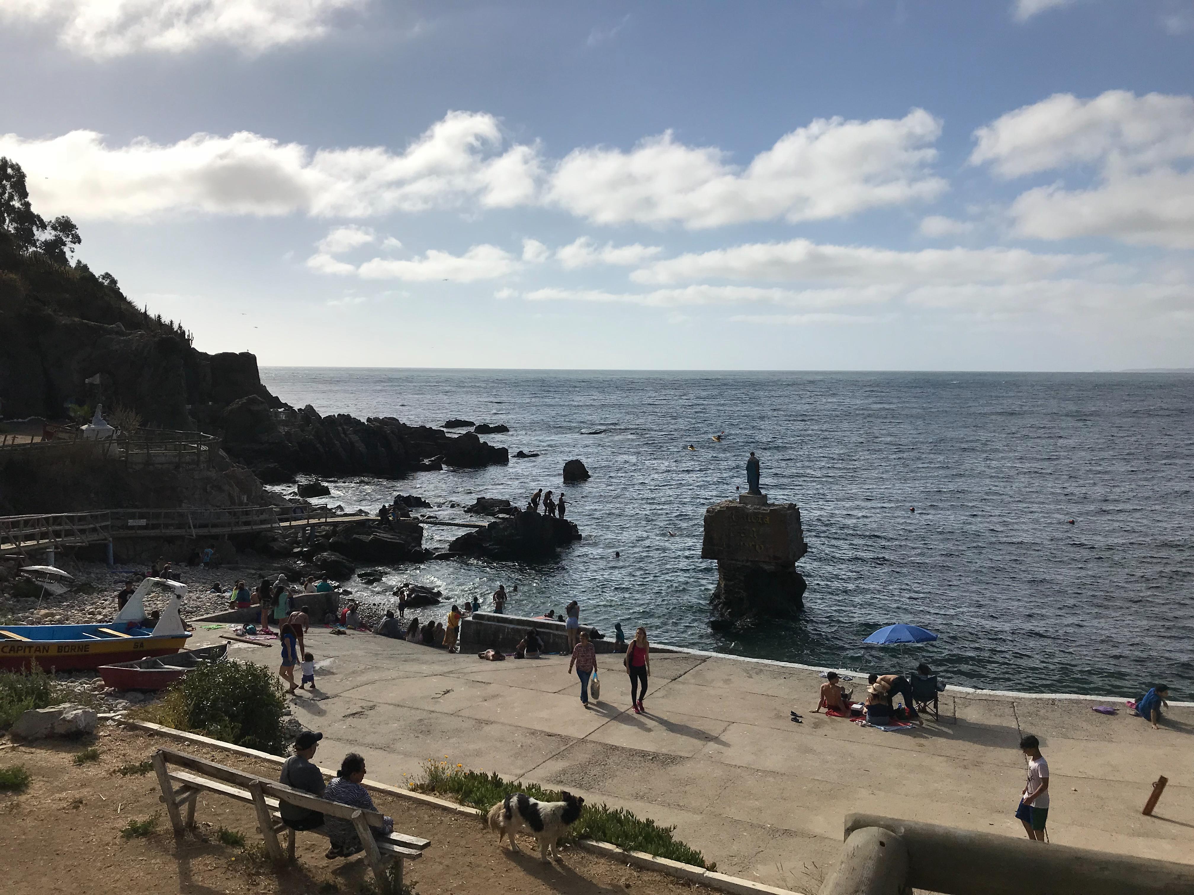 Caleta San Pedro | Mi blog de aventuras | 2018