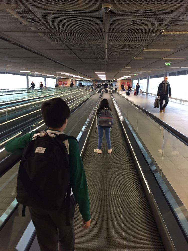 Aeropuerto Charles de Gaulle, Paris | Mi blog de aventuras | 2017