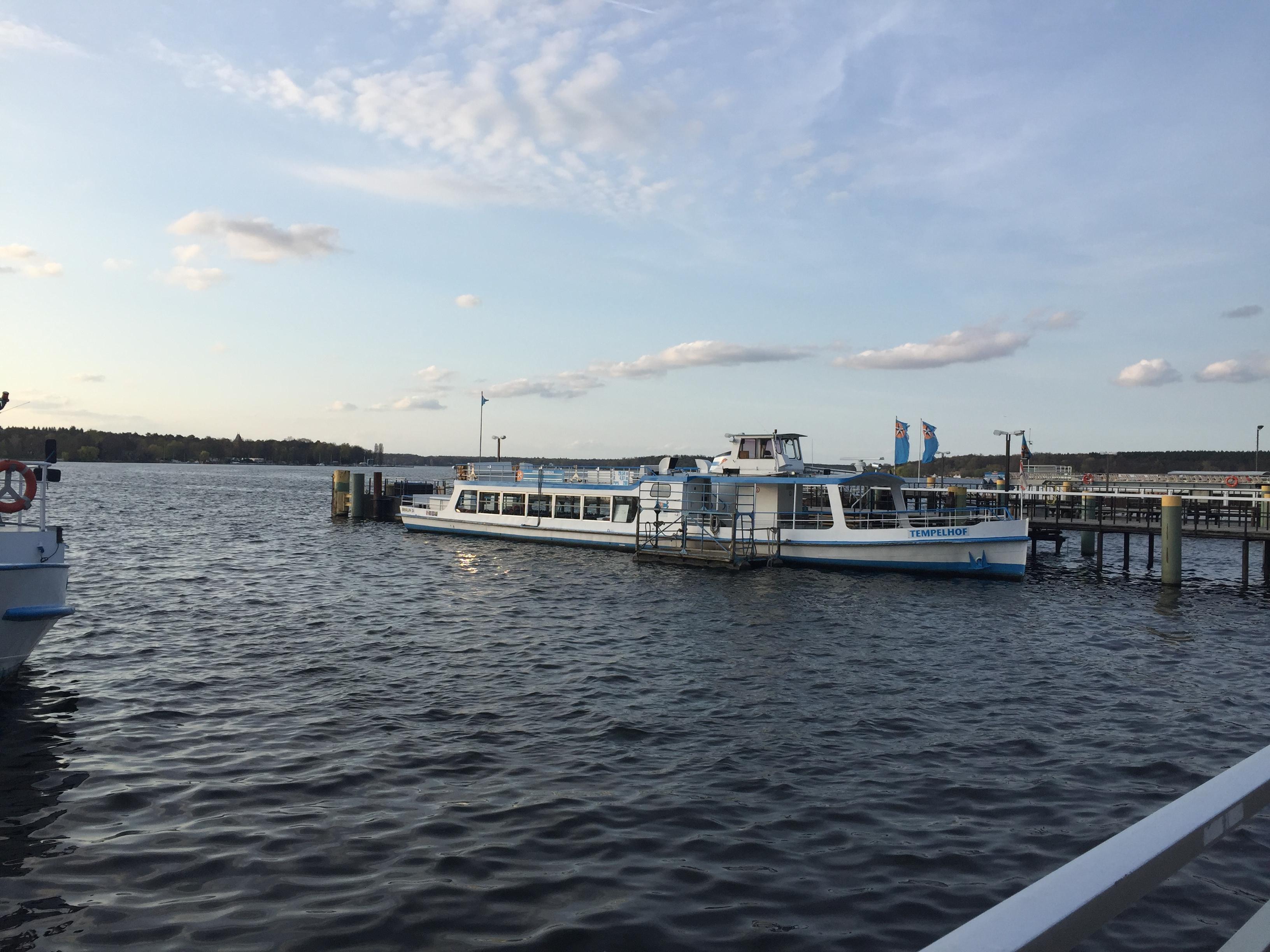 Lago Wansee, Berlín | Mi blog de aventuras | 2017