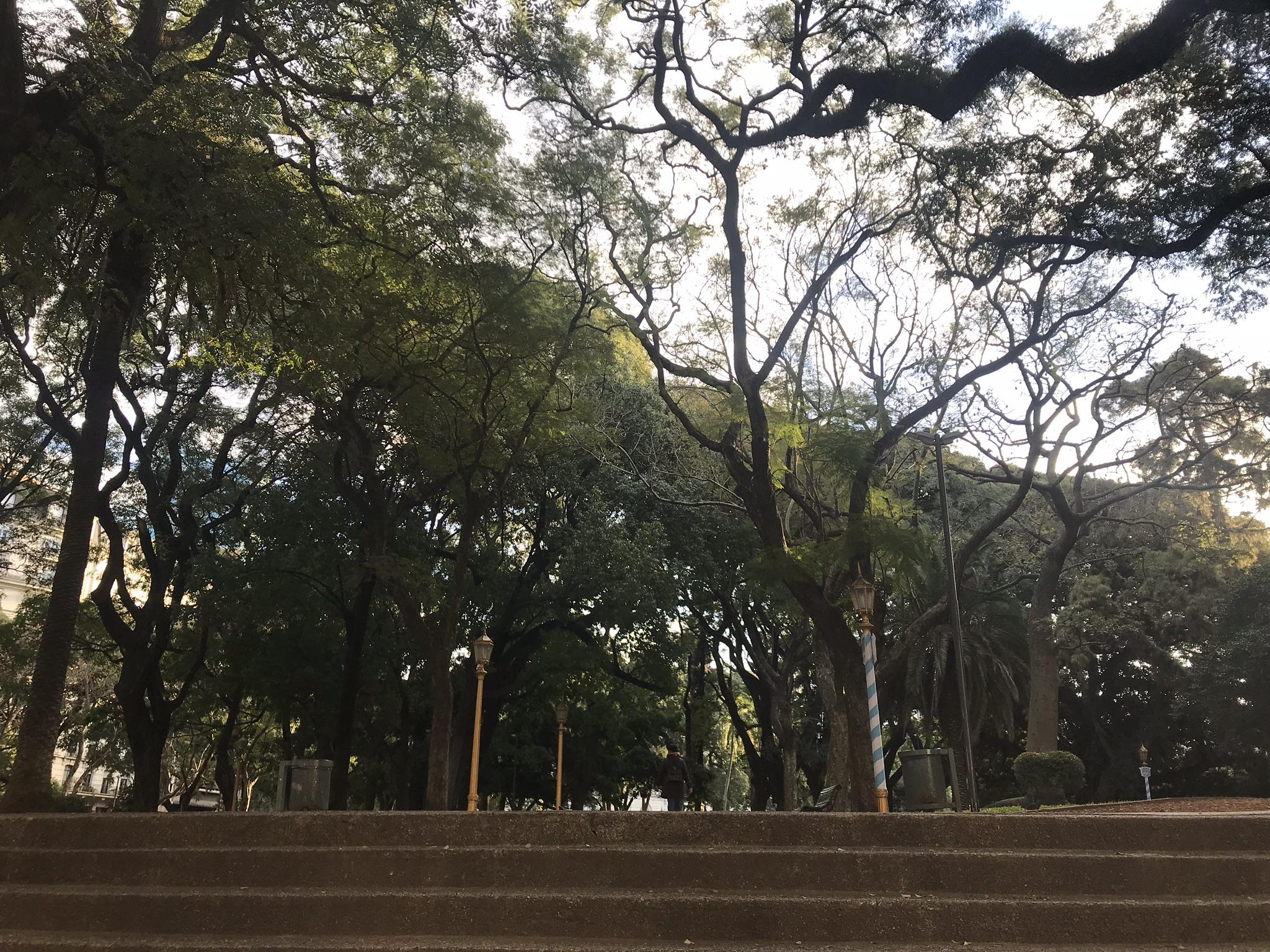 Parque San Martín, Buenos Aires | Mi Blog de Aventuras | 2018