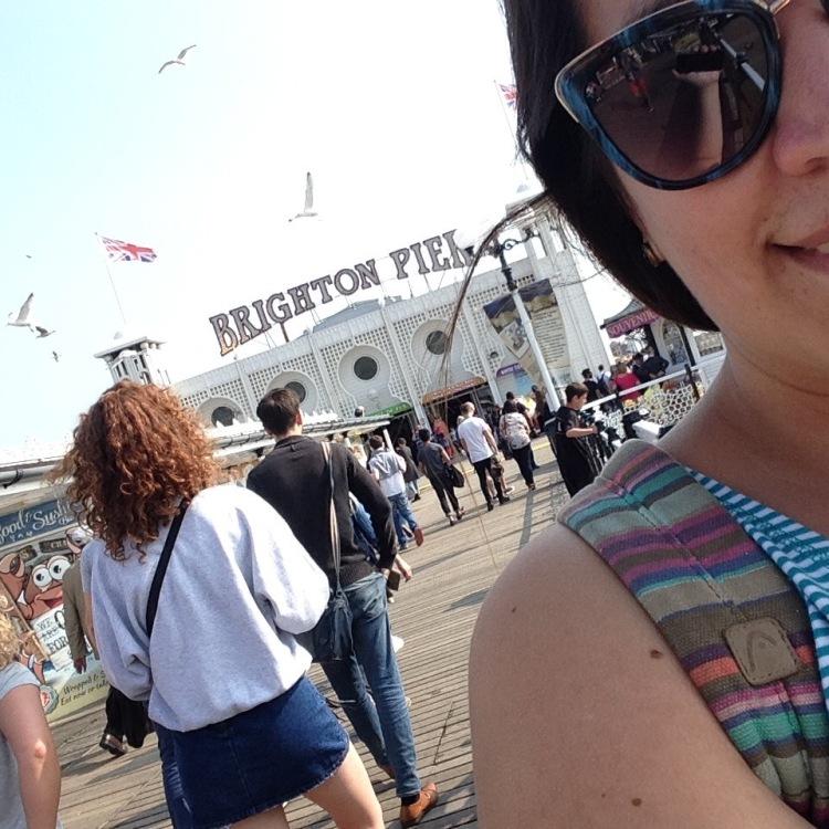 Brighton Pier | Mi blog de aventuras | 2016
