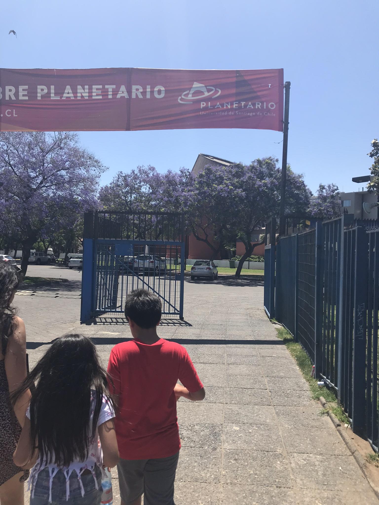 Planetario de Santiago | Mi blog de aventuras | 2018