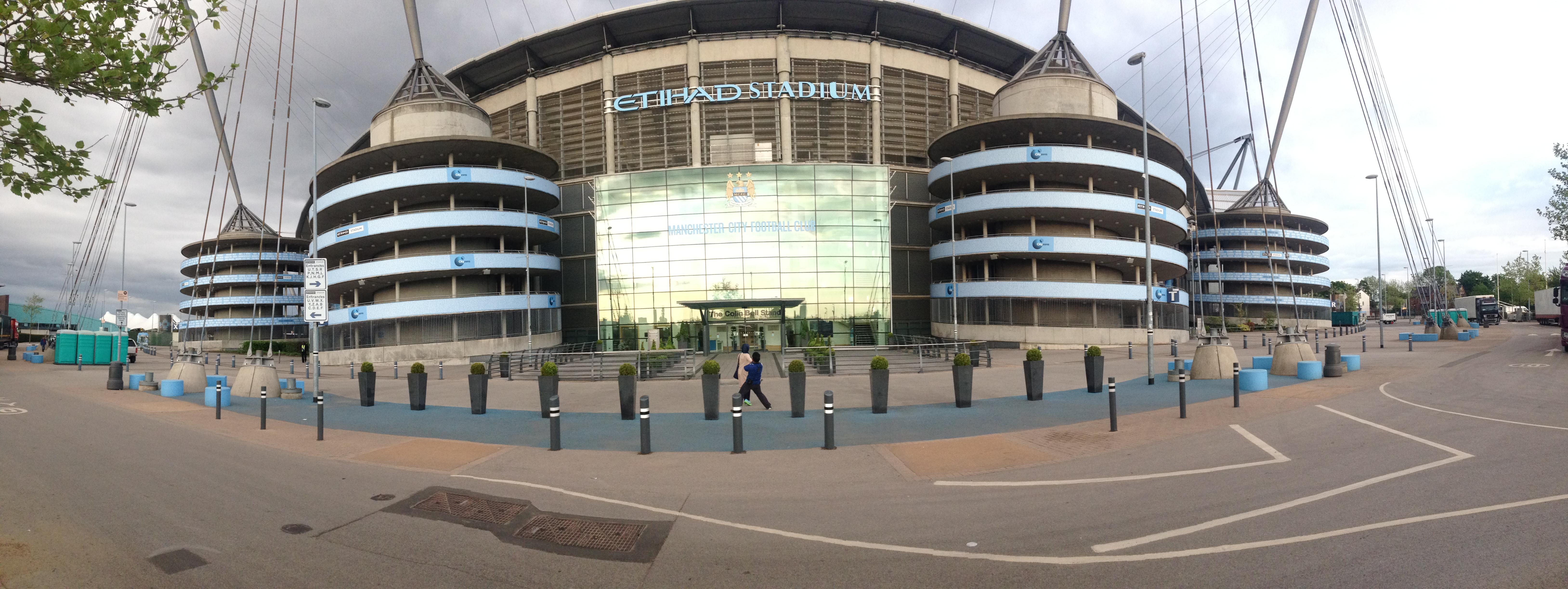Estadio Etihad Campus, Manchester   Mi blog de aventuras   2016