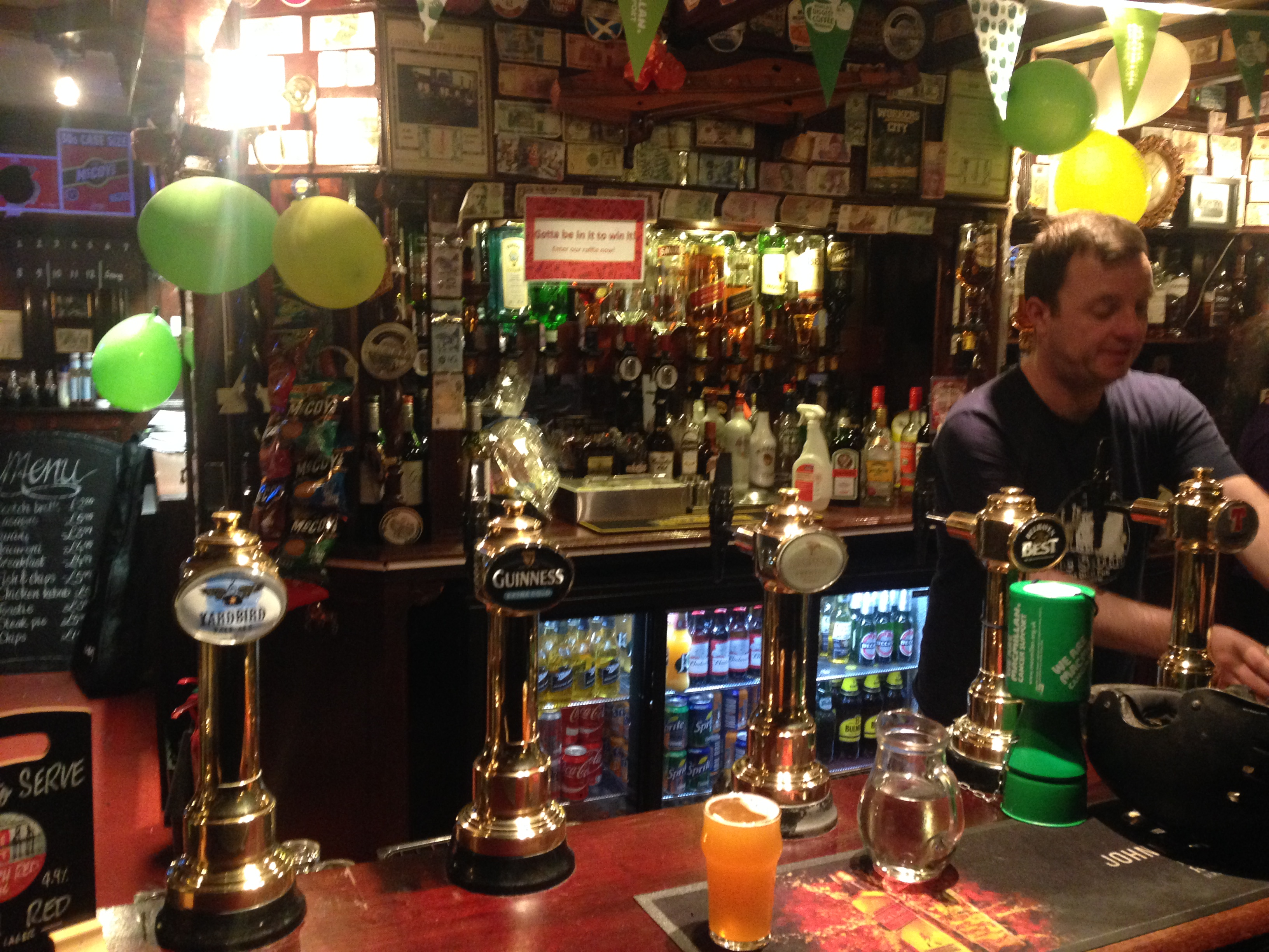 The Scotia Pub, Glasgow | Mi blog de aventuras | 2016