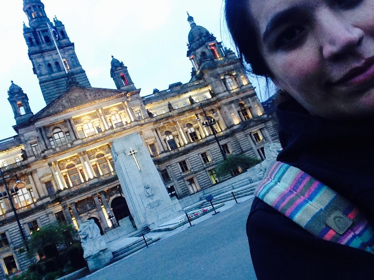 City Chambers of Glasgow | Mi blog de aventuras | 2016