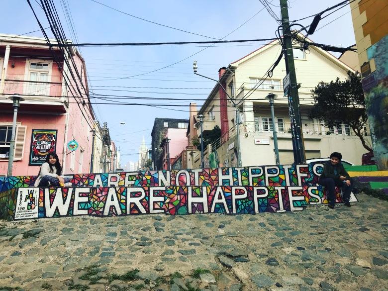 Calle Templeman, Valparaíso | Mi Blog de Aventuras | 2018