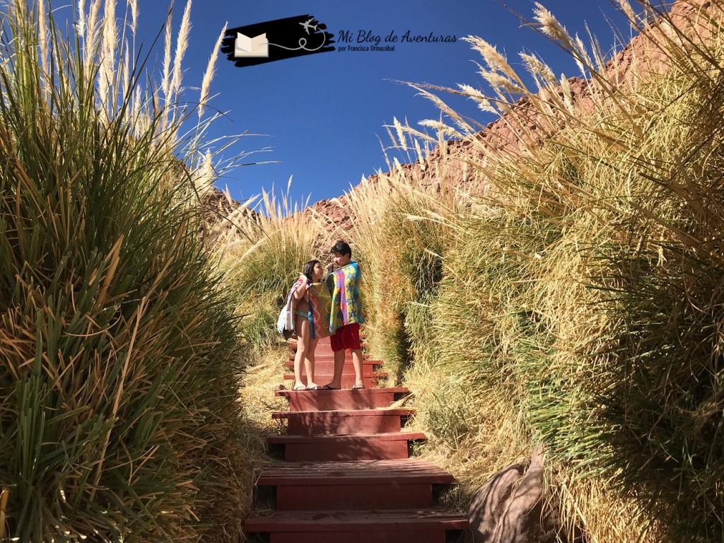Termas de Puritama Blog de Viajes Viajar con niños Chile