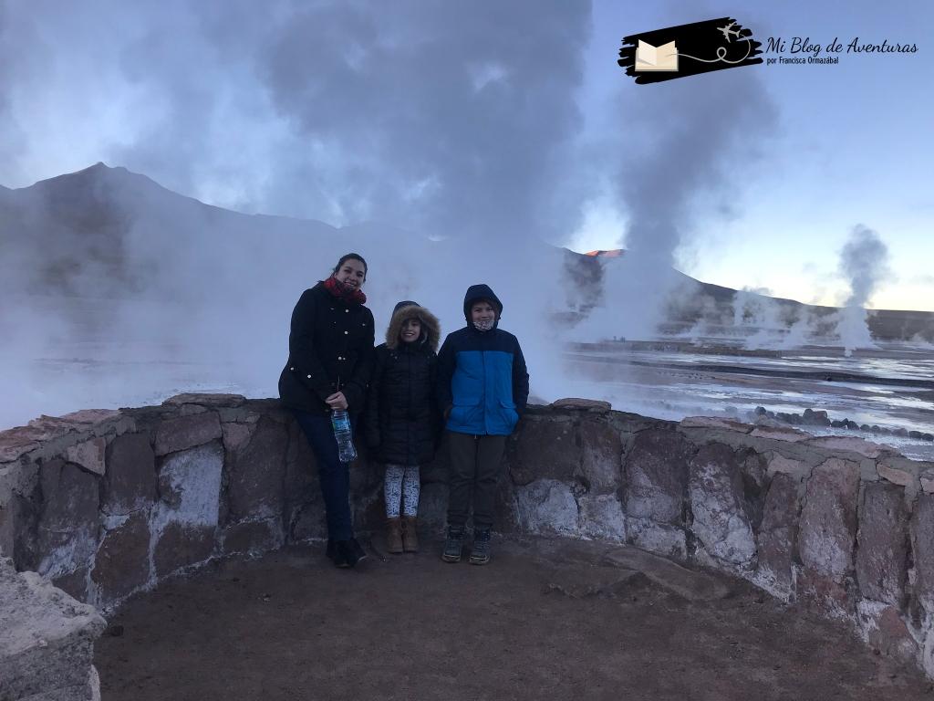 Geisers del Tatio, San Pedro de Atacama | Mi Blog de Aventuras | 2019