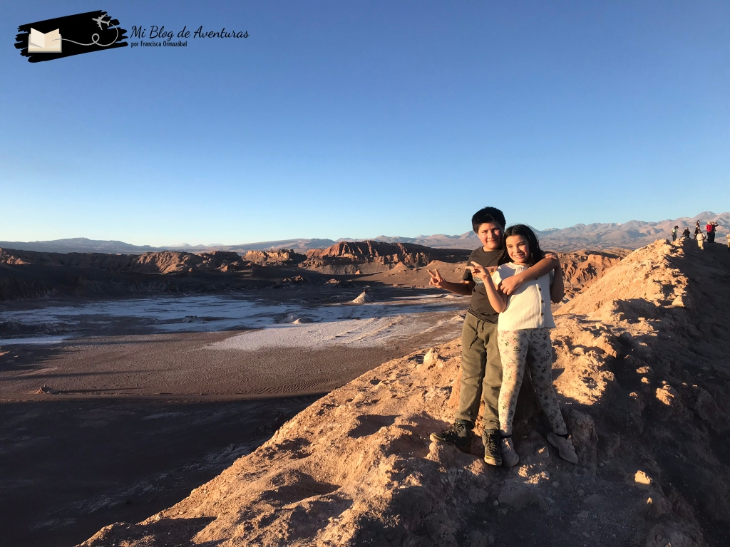 Valle de la Luna, San Pedro de Atacama | Mi Blog de Aventuras | 2019