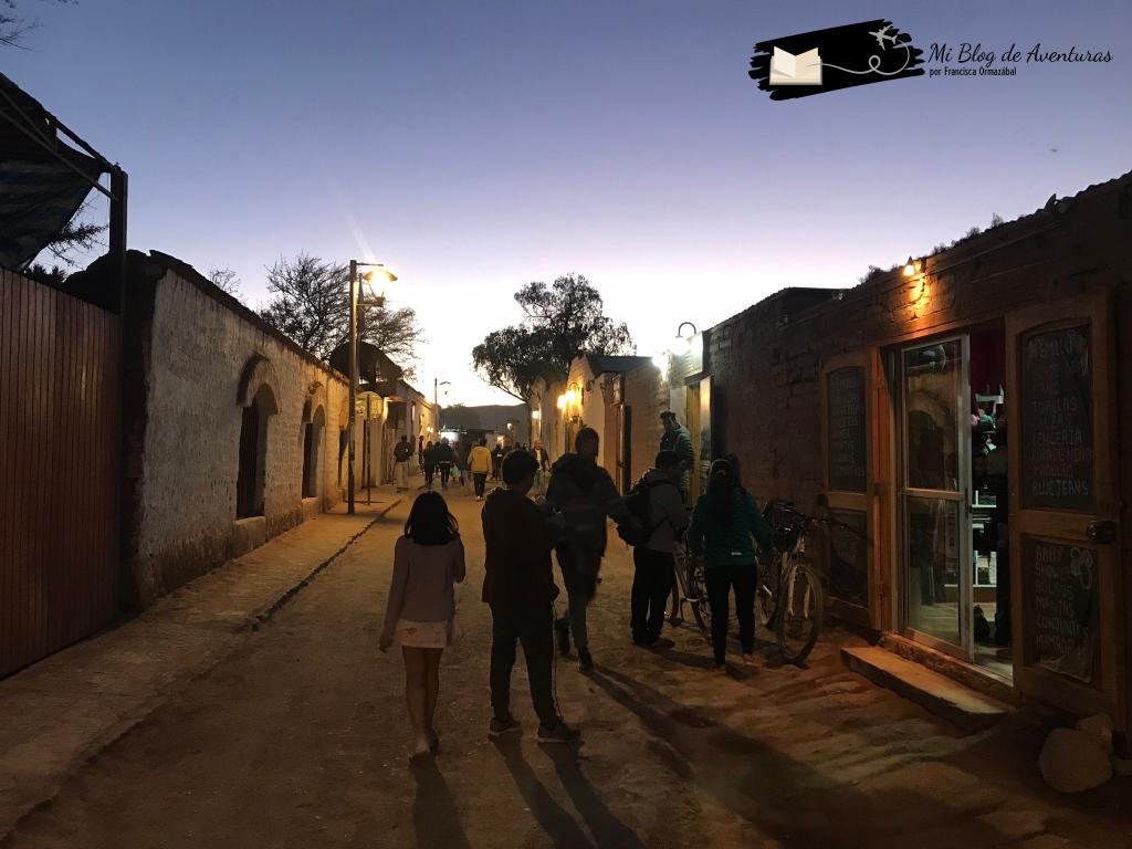 Calle Caracoles, San Pedro de Atacama | Mi Blog de Aventuras | 2019