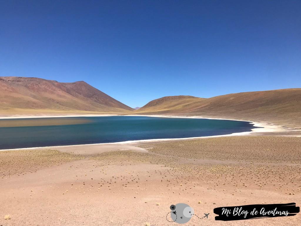 Laguna Miñiques, San Pedro de Atacama | Mi Blog de Aventuras | 2019