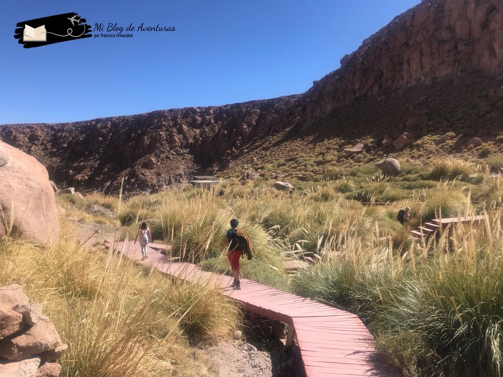 Termas de Puritama, San Pedro de Atacama | Mi Blog de Aventuras | 2019