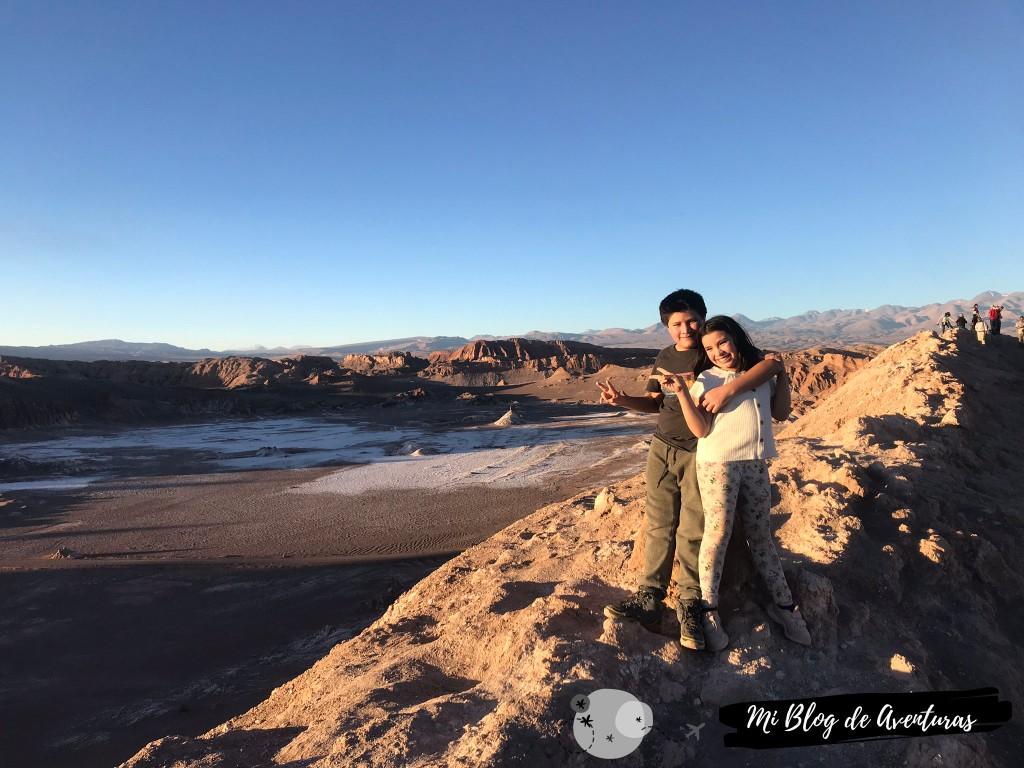 Duna Mayor Valle de la Luna Blog de Viajes Viajar con niños Chile