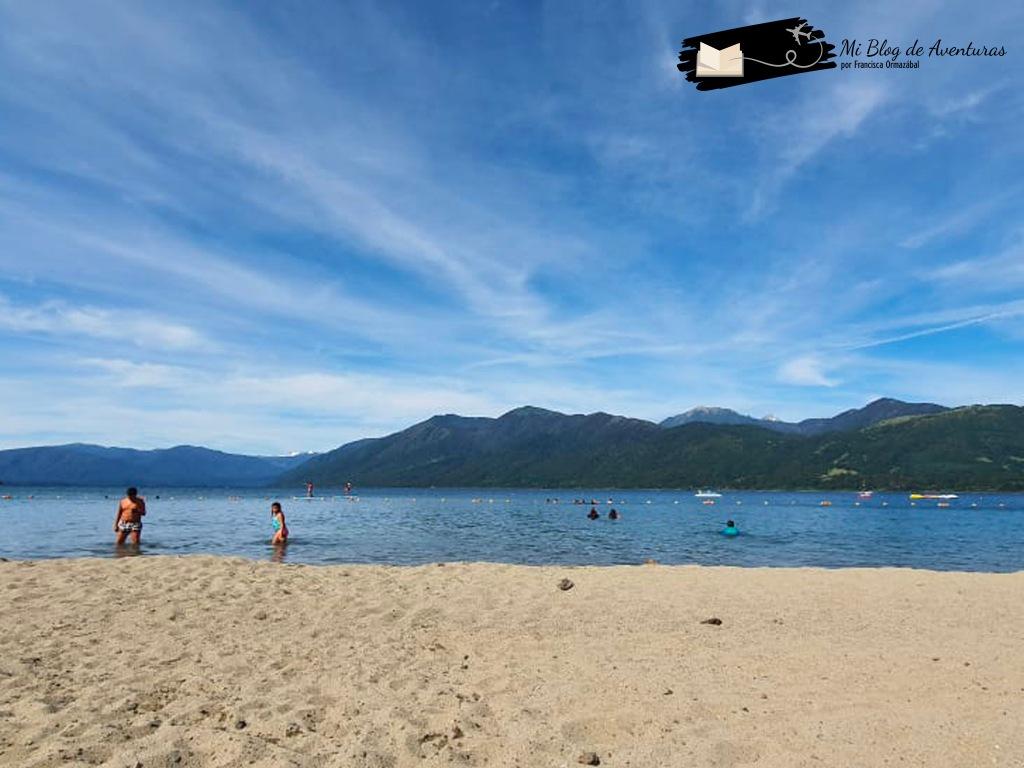 Playa Blanca, Lago Caburgua | Mi Blog de Aventuras | 2019