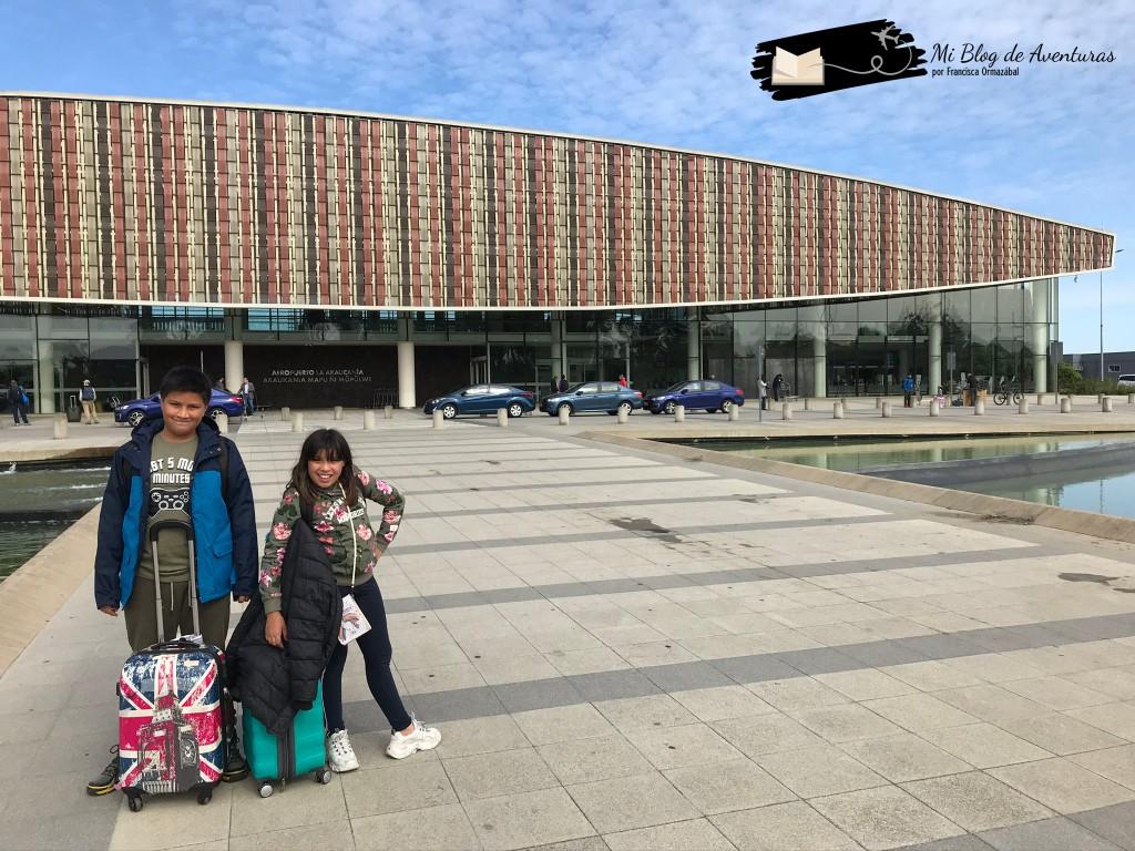 Aeropuerto La Araucanía, Temuco | Mi Blog de Aventuras | 2019
