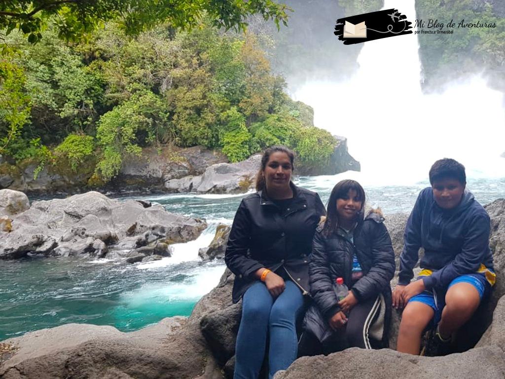 Salto del Huilo Huilo, Reserva Biológica Huilo Huilo | Mi Blog de Aventuras | 2019