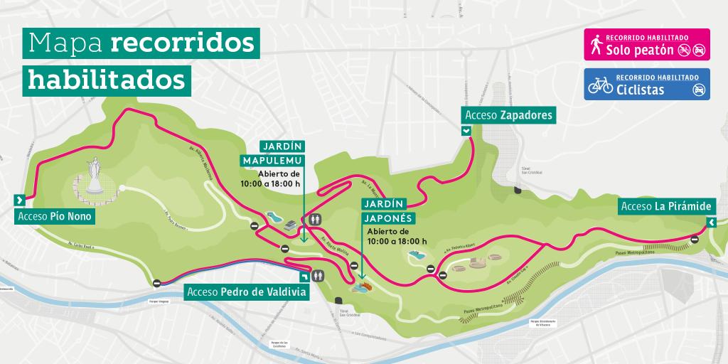 Parque Metropolitano de Santiago | Mi Blog de Aventuras | 2020