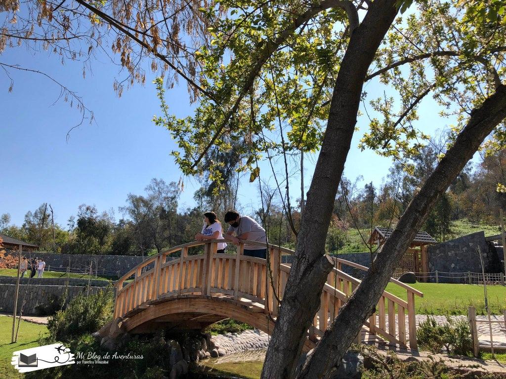 Jardín Japonés, Parque Metropolitano de Santiago | Mi Blog de Aventuras | 2020